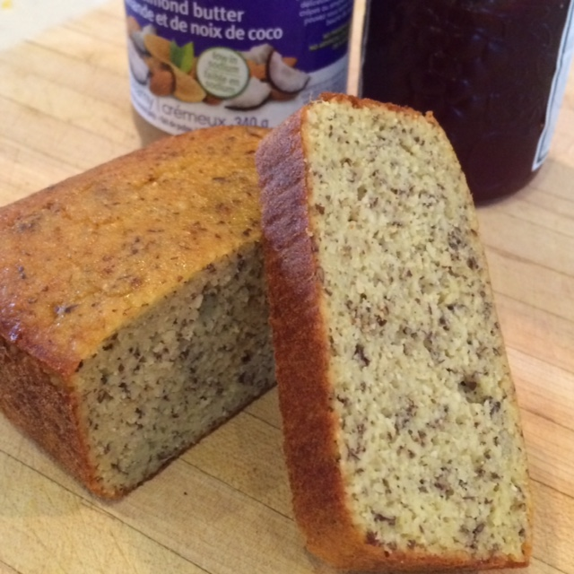 Almond Flax Bread (GF)